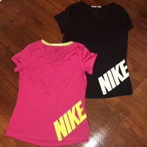 Nike Pro Shirts